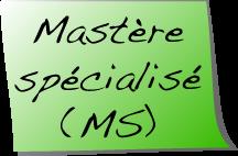 Pourquoi faire un master spécialisé ?