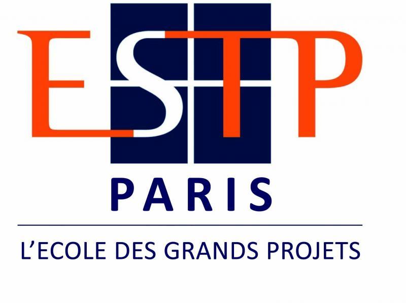 Logo ESTP Paris
