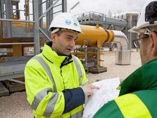 Ingénieur en gestion du gaz