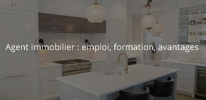 Ce que vous devez retenir du métier d'agent immobilier